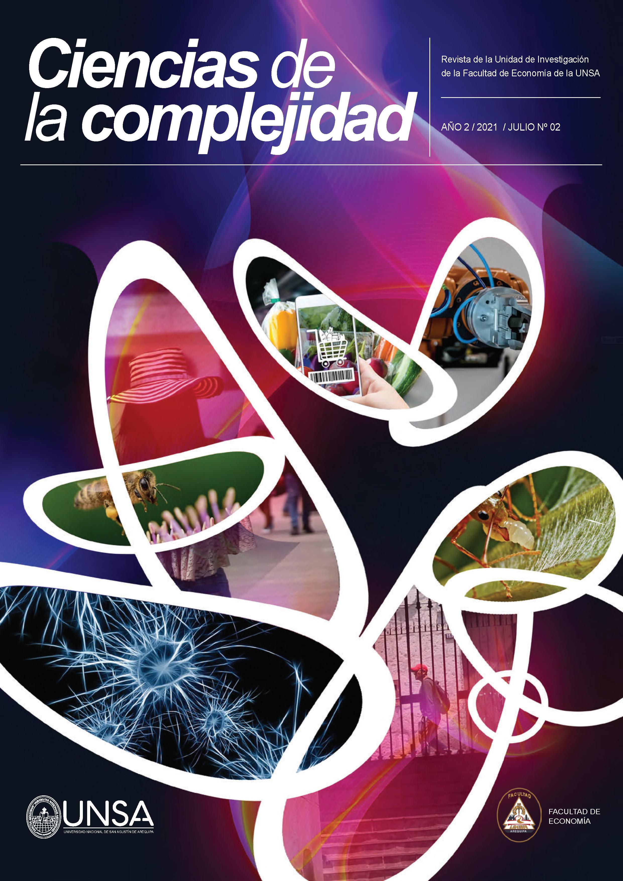 Ver Vol. 2 Núm. 1 (2021): Ciencias de la complejidad